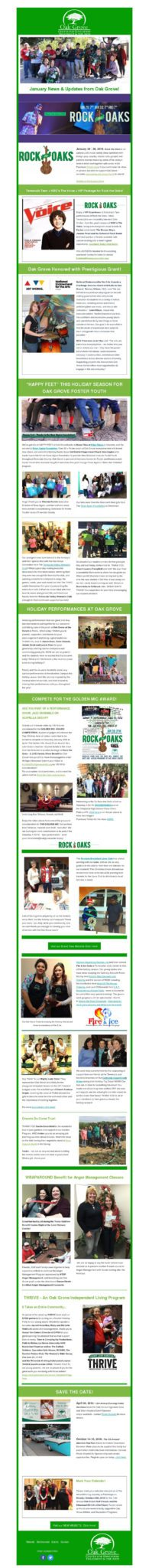 January News from Oak Grove2