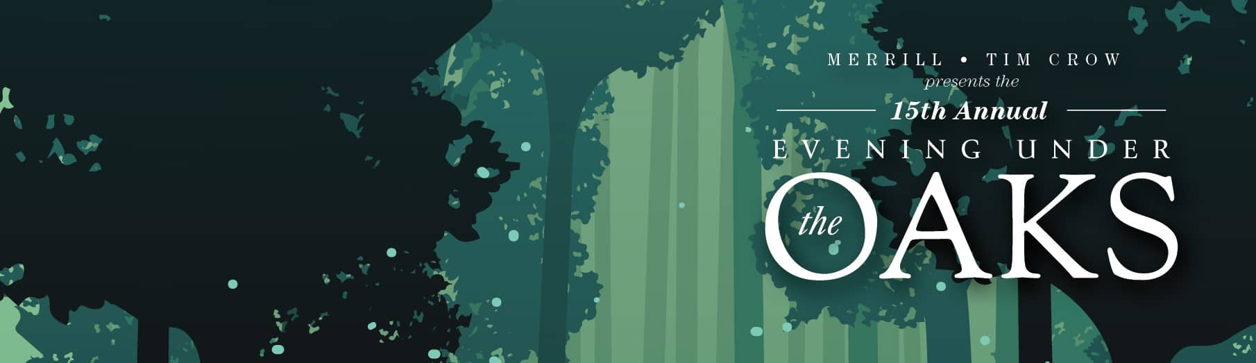 15th Annual Evening Under the Oaks