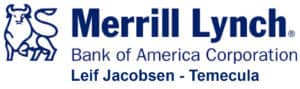 Merrill Lynch B of A