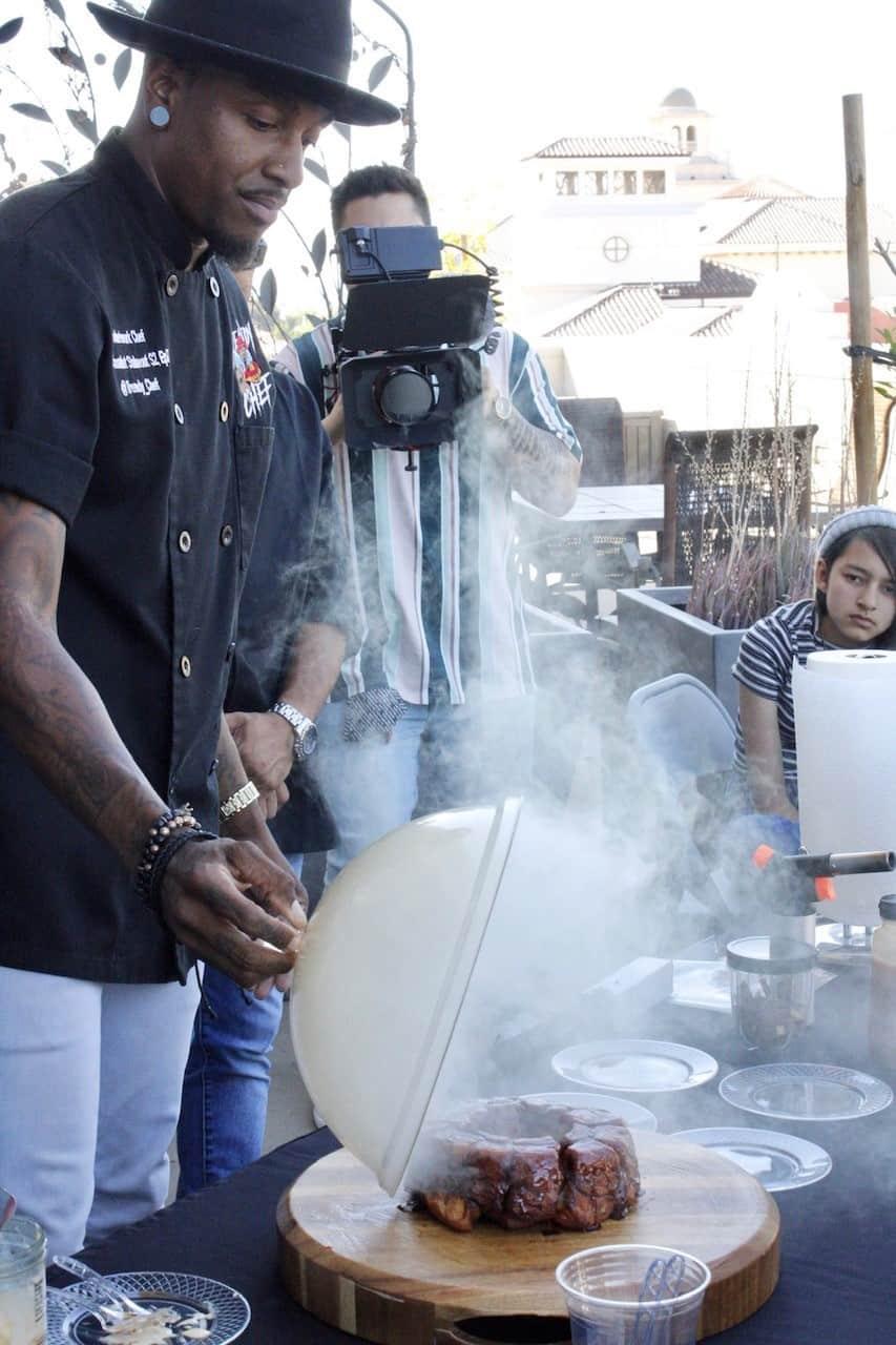 Trendy Chef Demo